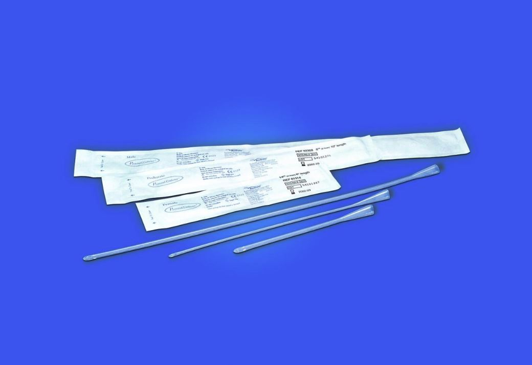 Silicone Clean Intermittent Catheters (CIC) Male | Personal Catheter by Rochester Medical (BARD) (Choose Size)