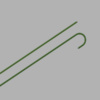 Cook Medical Fixed-Core Wire Guide, Straight Tip