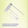 T-Handle Bone Marrow Biopsy Needle with extraction cannula by MarrowXtract