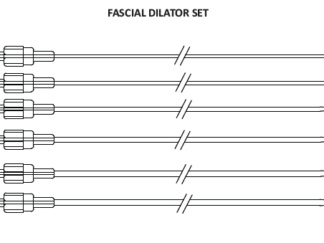 fascial dilator set india