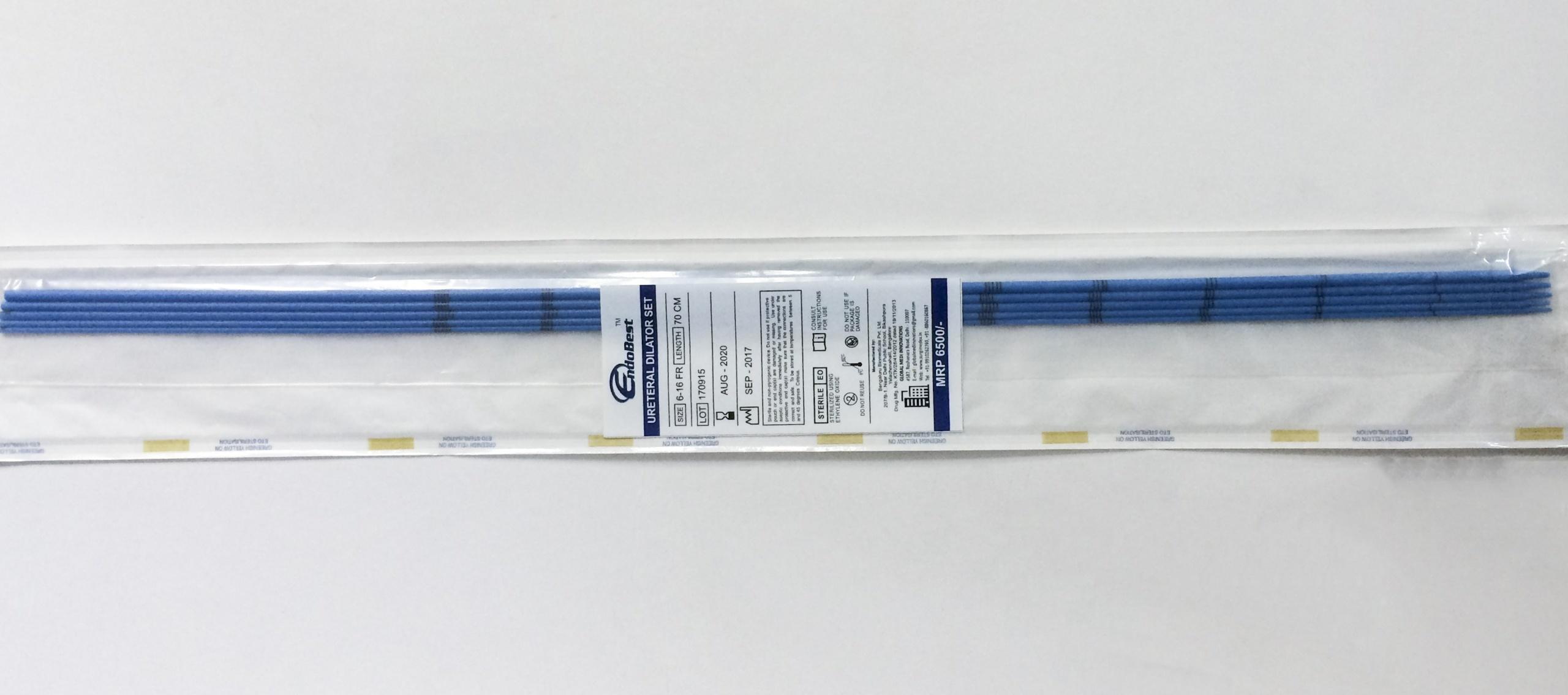 Ureteral Dilator Set by EndoBest™