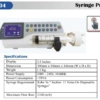 Syringe Pump by Niscomed