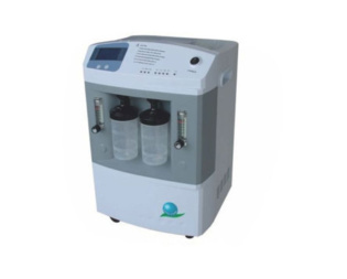 Oxygen Concentrator Single and Double Flow (5LPM) with Nebulizer