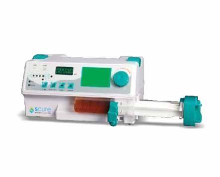 Syringe Pump by Niscomed