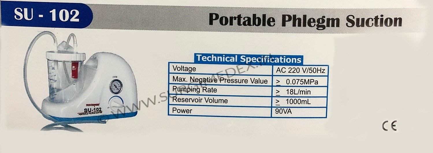 Phlegm suction machine price india