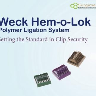 hem-o-lok polymer clip price online india