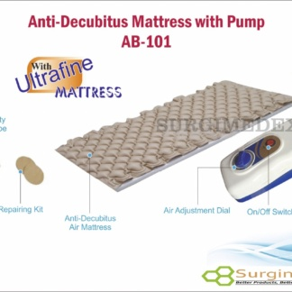 Anti Decubitus Mattress with Pump AB-101