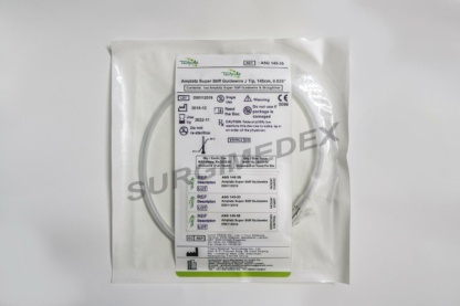 AMPLATZ SUPER STIFF GUIDEWIRE 145CM INDIA