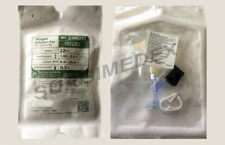 CHEMO PORT NEEDLE HUBER NEEDLE INDIA ONLINE PRICE