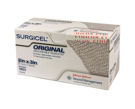 Surgicel Original Absorbable Hemostat India