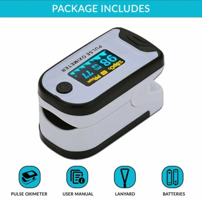 best pulse oximeter package india